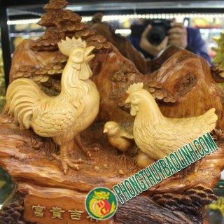 Gà Phong Thủy